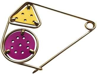 Loewe Gold Metal Pins & brooches