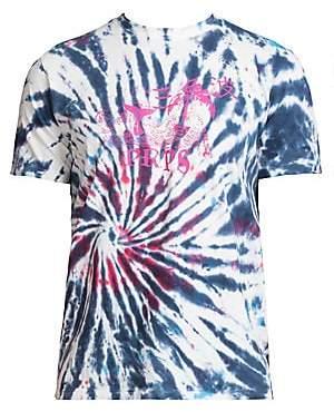 PRPS Men's Tropic Tie Dye T-shirt
