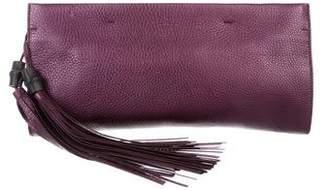 Gucci Leather Nouveau Clutch
