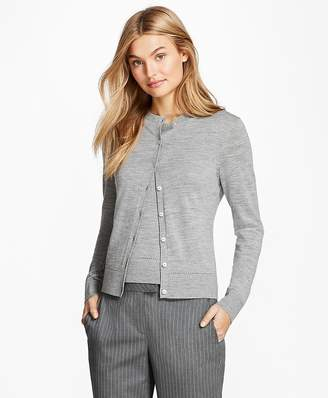 Merino Wool Cardigan $78 thestylecure.com
