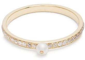 Anissa Kermiche - Perle Rare Diamond, Pearl & Yellow Gold Ring - Womens - Gold