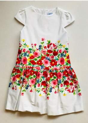 Mayoral Floral Ombre Dress