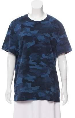 Michael Kors Printed Short Sleeve T-Shirt