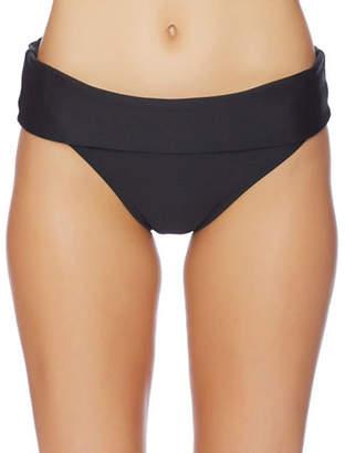 Next Good Karma Solid Skort Bikini Bottoms