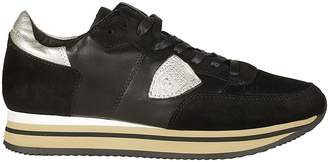Philippe Model Platform Sole Sneakers