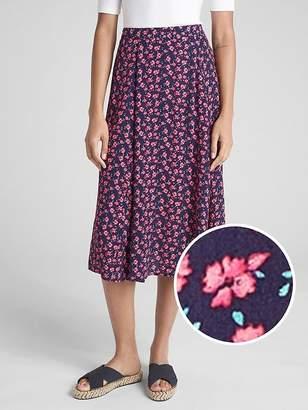 Gap Midi Circle Skirt