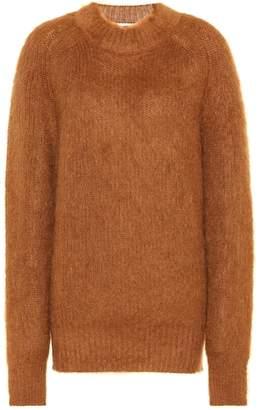 Jil Sander Mohair and silk sweater