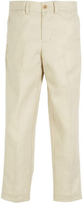 Ralph Lauren Childrenswear Twill Skinny Pants, Size 5-7