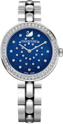 Swarovski Women's Swiss Daytime Stainless Steel Bracelet Watch 32mm 5213685 $349 thestylecure.com