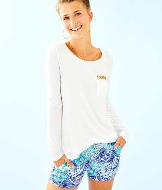 Lilly Pulitzer Louella Sequin Top