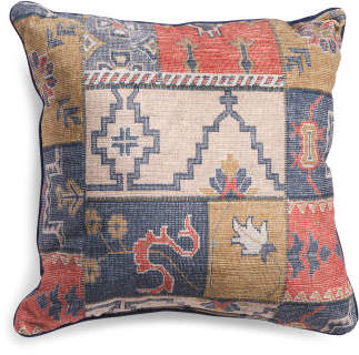 Made In Usa 26x26 Oversized Tribe Pillow
