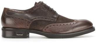 Baldinini two-tone brogues