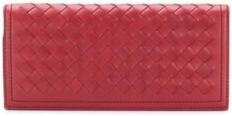 Bottega Veneta Intrecciato continental wallet