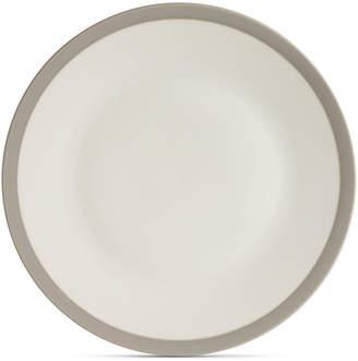 Vera Wang Wedgwood Dinnerware, Gradients Linen Porcelain Dinner Plate