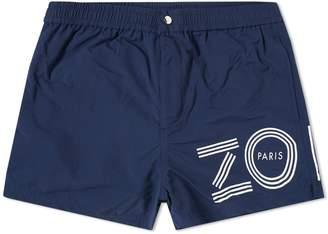 Kenzo Nylon Swim Short