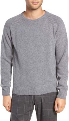 Wings + Horns Crewneck Wool Sweater