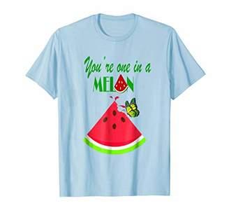 Watermelon T-Shirt Funny Summer Tee