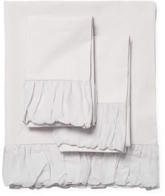 Boho Bed Cloud Voile Sheet Set