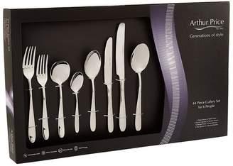 Arthur Price Of England Willow Cutlery Set