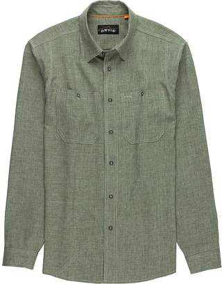 Fly London Orvis Tech Chambray Work Shirt - Men's