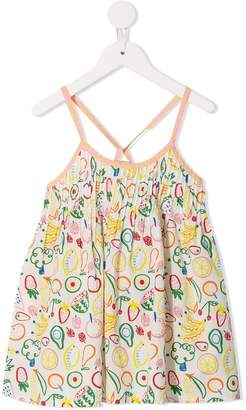 Stella McCartney fruit print blouse