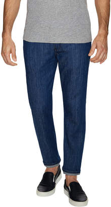 Naked & Famous Denim Weird Guy Low-Rise Tapered Pant