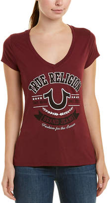 True Religion Varsity Horseshoe T-Shirt