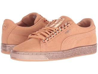 Puma Kids Suede Classic x Chain (Big Kid)