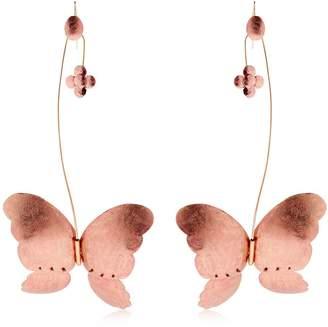 Futuro Remoto Gioielli Fly Of Butterflies Earrings
