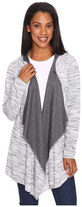 Exofficio Adana Reversible Hooded Wrap Women's Sweater