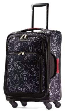 American Tourister Mouse Graphic Softside Spinner- 21 in.