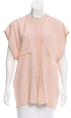 Tome Silk Oversize Blouse w/ Tags
