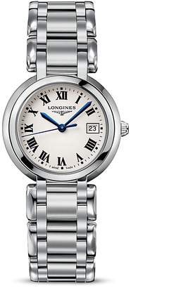 Longines PrimaLuna Watch, 30mm $1,100 thestylecure.com