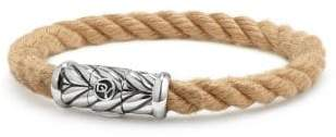 David Yurman Maritime® Rope Bracelet, 8Mm