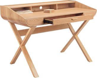 STUDY Innova Australia Natural Mazen Wooden Desk