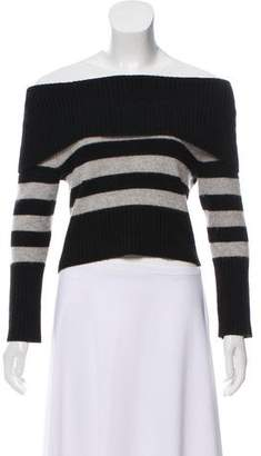 Robert Rodriguez Cropped Cashmere Sweater