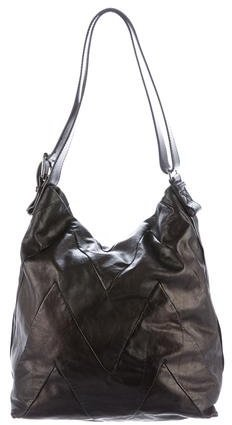 3.1 Phillip Lim 3.1 Phillip Lim Chevron Leather Hobo