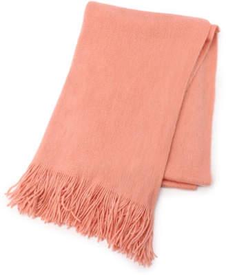 PINK adobe (ピンク アドベ) - pink adobe シャギーヤーンストール