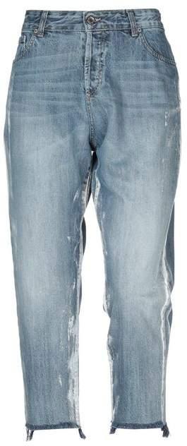 SOUVENIR Denim trousers