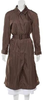 Prada Belted Trench Coat