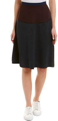 Three Dots Reversible Skirt