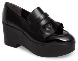 Women's Robert Clergerie Xock Platform Loafer $525 thestylecure.com