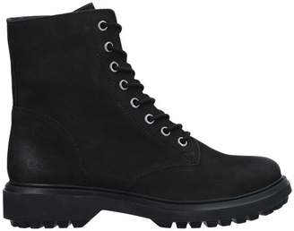 d4839f18a6a Geox Black Ankle Boots For Women - ShopStyle UK