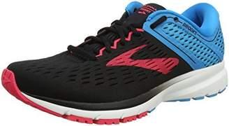 Brooks Women's Ravenna 9 Running Shoe (BRK-120269 1B 39383B0 10 PNK/PLM/CHA)