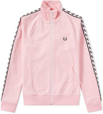 Fred Perry Authentic Women's Taped Track Jacket