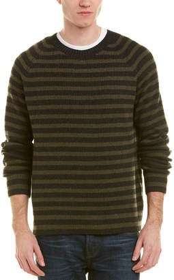 Vince Crewneck Wool & Cashmere-Blend Sweater