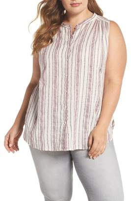 Lucky Brand Stripe Tunic
