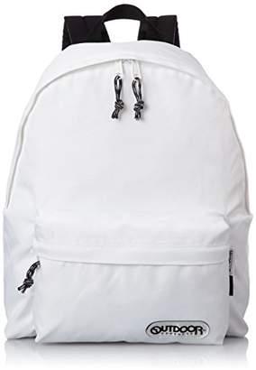 Outdoor Products (アウトドア プロダクツ) - [アウトドアプロダクト] OUTDOOR PRODUCTS DAYPACK 452U-5FC WHITE (WHITE)