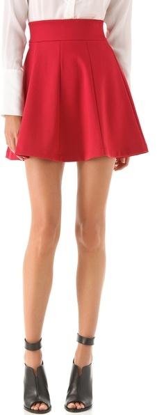 Robert Rodriguez Flared Skirt