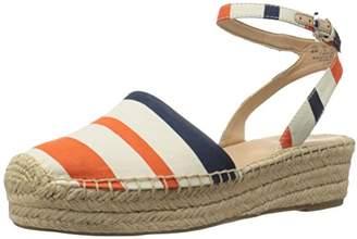 Franco Sarto Women's L-lariza Espadrille Wedge Sandal $24.99 thestylecure.com